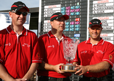 Asbri Golf and Glenmuir Team up to Support PGA