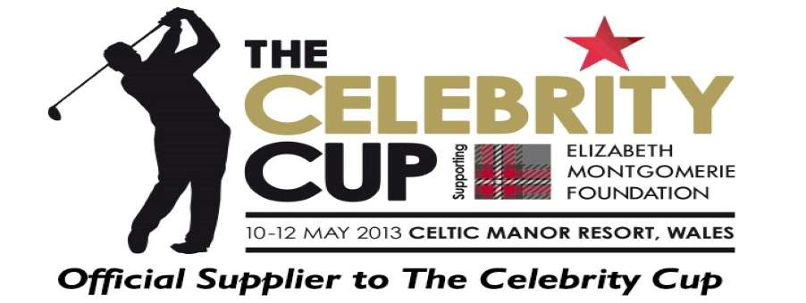 Asbri Golf - Official Supplier to The Celebrity Cup