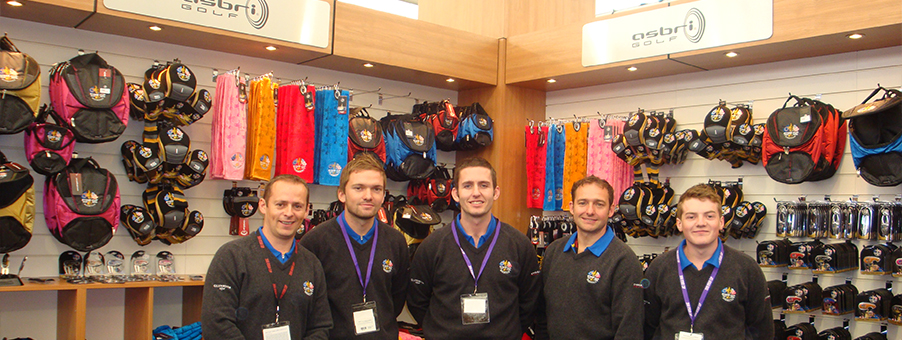 Huge Ryder Cup 2010 Success for Official Licensee Asbri Golf