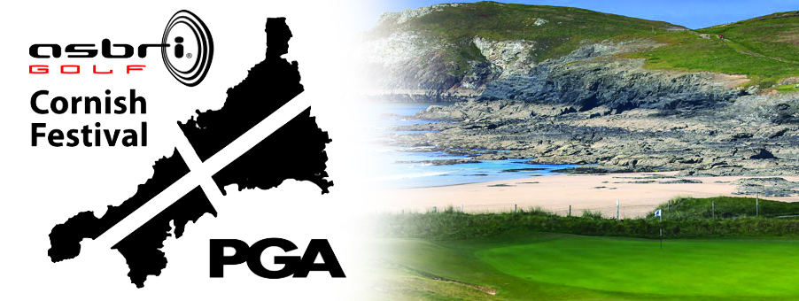 ASBRI GOLF SIGN 3 YEAR AGREEMENT AS TITLE SPONSORS OF THE PGA CORNISH FESTIVAL